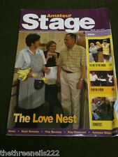 AMATEUR STAGE - STAGEFEST - APRIL 2004
