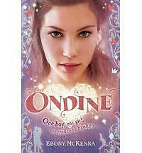 The Summer of Shambles (Ondine), Ebony McKenna, New Book