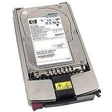 HP 146.8gb Hot Swap U320 10K SCSI UNITÀ per ProLiant