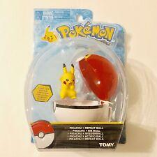 Tomy Pokemon Pikachu @ Repeat Ball Brand New