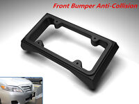 License Plate Frame Protection Cover Car SUV Pickup Front Bumper Anti-Collision