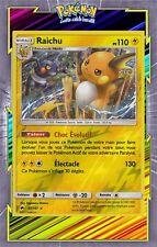 Raichu Reverse - SL3:Ombres Ardentes - 41/147 - Carte Pokemon Neuve Française