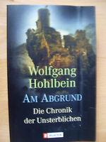 @ WOLFGANG HOHLBEIN - Am Abgrund @ TB