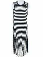 Rag & Bone Black White Striped Dress XS