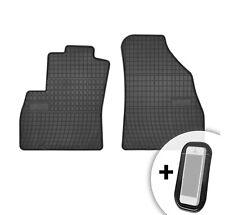 Gummifußmatten für Fiat Fiorino 2-Sitzer ab 2008 Passgenau ideal Angepasst