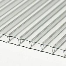 4mm Clear PolyCarbonate Sheet 1600mm Wide X 1700mm Length