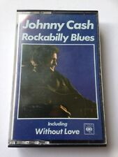 Johnny Cash Rockabilly Blues Cassette Tape Country Music