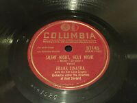 KATE SMITH 'Adeste Fideles/Silent Night, Holy Night' Columbia 35791: 78 rpm M