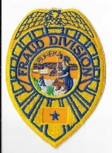 Department of Insurance Fraud Division, California Breast Patch