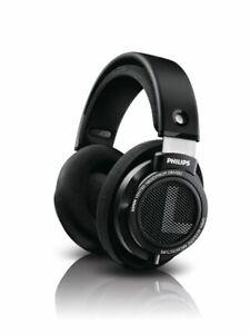 Philips SHP9500S HiFi Precision Stereo Over-ear Headband Headphones (Black)