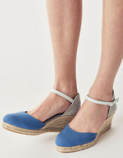 New Crew Clothing Womens Marla Espadrille in