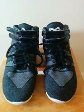 New listing Ladies Nfinity Titan Onyx Cheer Cheerleading Shoes Gray Women's Size 9