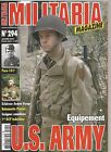MILITARIA N°294 EQUIPEMENT U.S ARMY / PARA 101e / ECLAIREUR ARMEE ROUGE / 1e RCP