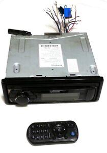 Kenwood KDC-X896 eXcelon In-Dash USB/CD Receiver w Bluetooth/HD Radio + remote