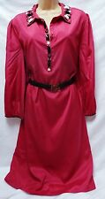 Collared Knee Length Dresses Size Tall for Women