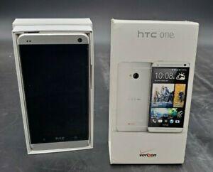 HTC One M7 - 32GB - Silver (Verizon) Smartphone