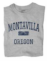 Montavilla Oregon OR T-Shirt Portland EST