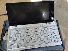 """Mini Laptop Sony VAIO VGN-P11Z 8"""" (60GB, Intel Atom, 1.33GHz, 2GB)"""