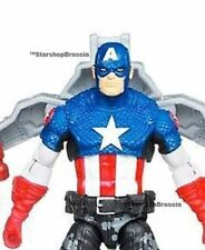 CAPTAIN AMERICA - Night Mission Marvel Universe Action Figure Hasbro