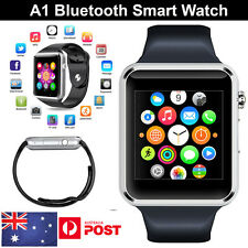 AU Newest A1 Bluetooth Smart Watch NFC Wrist Phone Mate Touch For iOS Android