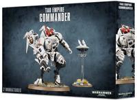 Tau Empire Commander Battlesuit XV-85 Crisis or Coldstar Warhammer 40K