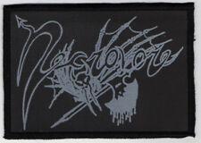 NECROVORE PATCH / SPEED-THRASH-BLACK-DEATH METAL