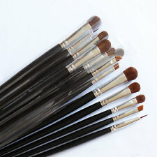 Lot 15 Pc Wholesale Cosmetics Make Up Eye Liner Makeup Mixed Brushes Good Tool