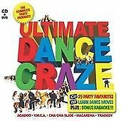 Ultimate Dance Craze, Los Del Mar, The Tweets, Cheeky , Very Good CD+DVD