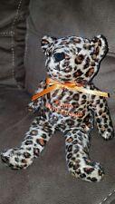 Cheesecake Factory Teddy Bear Cajun Jambalaya Plush Stuffed Animal Herrington