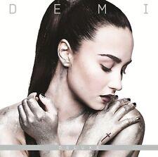 DEMI LOVATO - DEMI (DELUXE EDITION )   CD NEW+