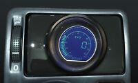 VW Golf mk4  Air Vent Gauge Pod adapter Gloss black ABS plastic RHD or LHD