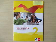 Tous ensemble 2 - Grammatisches Beiheft -  Französisch - 2. Lernjahr