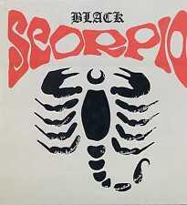 "SAVAGES ""BLACK SCORPIO"" SHADOKS RE INDIA FUZZ GARAGE 1973"