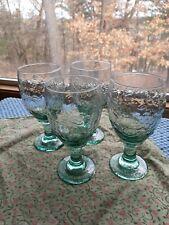 New listing wine goblets Set of 4