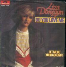 """7"""" Liza Donegan/Do You Love Me (D)"""