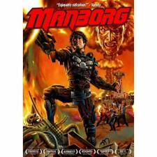 Manborg On DVD With Matthew Kennedy Very Good E31