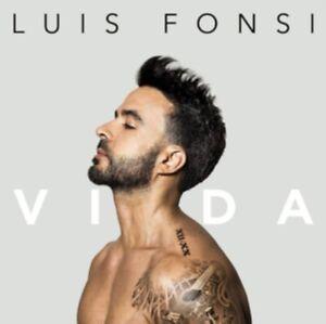 Luis Fonsi - Vida Neuf CD