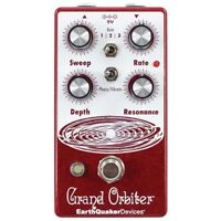 EarthQuaker Devices Grand Orbiter V3 Phaser True Bypass Guitar Effects Pedal