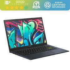 "ASUS VivoBook 14 14"" Laptop - Intel Core i5 - 8GB RAM - 512GB SSD - Win10 - Blue"