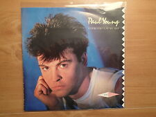 """Paul Young & The Family-Wherever I Lay My Hat-UK 7""""-Pic Slv-1983-CBS A3371-NEW"""