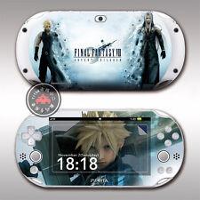 Final Fantasy VII Manga Skin Aufkleber Für Sony PSV PSVITA PSP Neu