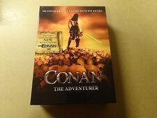 6-DISC DVD BOX / CONAN - THE ADVENTURER