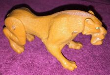 DIEGO FROM ICE AGE SABRE TOOTH TIGER Figure Figurine McDonalds Happy Meal Toy