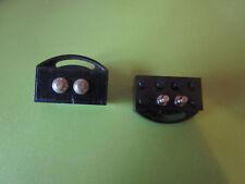Lego 12 V Eisenbahn: 1 Paar Schleifer kurzer Pin