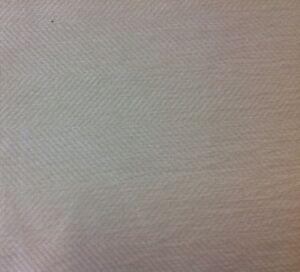 Kravet Chenille Herringbone Upholstery Fabric-Crossroads/Snow 10.5 yd #30954-101