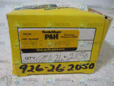 P&H 89Z572D16 METER PANEL 0-500PSI * NEW IN BOX *
