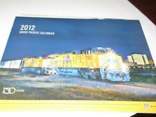 CALENDAR - 2012 UNION PACIFIC - 150 YEARS - - NEW - M6