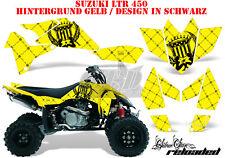 Amr racing décor Graphic Kit ATV suzuki ltr 450 Lt-r niac Kaiba B