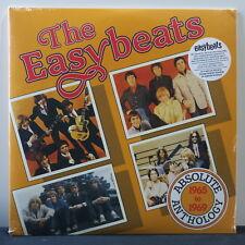 EASYBEATS 'Absolute Anthology 1965-69' Remastered Vinyl 2LP NEW/SEALED