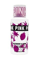 Victoria's Secret Pink BLACKBERRY & PEONY Fragrance Dry Body Oil Spray Mist